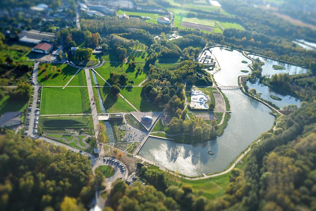 Le Parc de La Porte du Hainaut accueille vos séminaires !