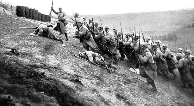 Labellisation : « Centenaire de la 1ère guerre mondiale » :