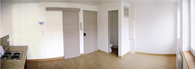 Visuel intérieur d'un logement géré par l'AIVS