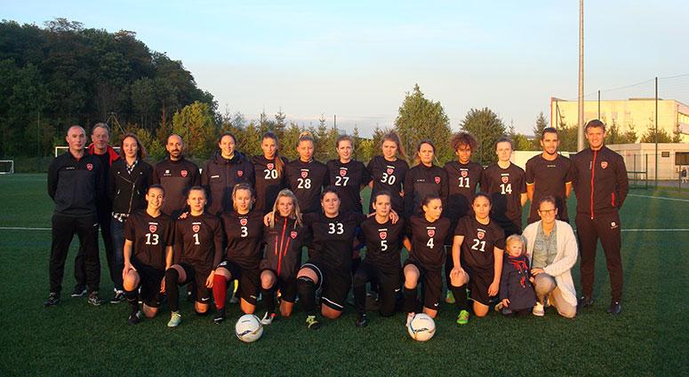 (VAFC) Le foot se conjugue aussi au féminin