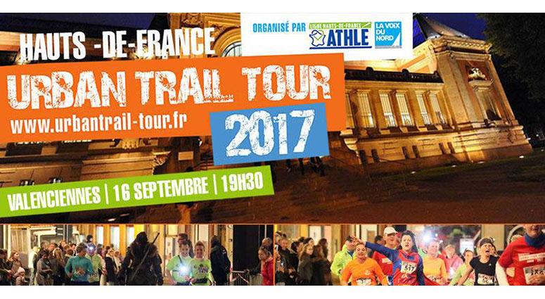 Premier urban trail de Valenciennes pour découvrir la ville autrement