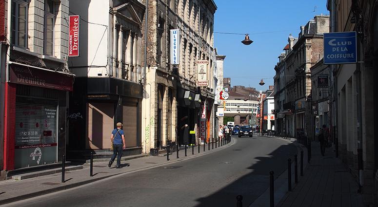 A Valenciennes, la rue de Lille se cherche un avenir