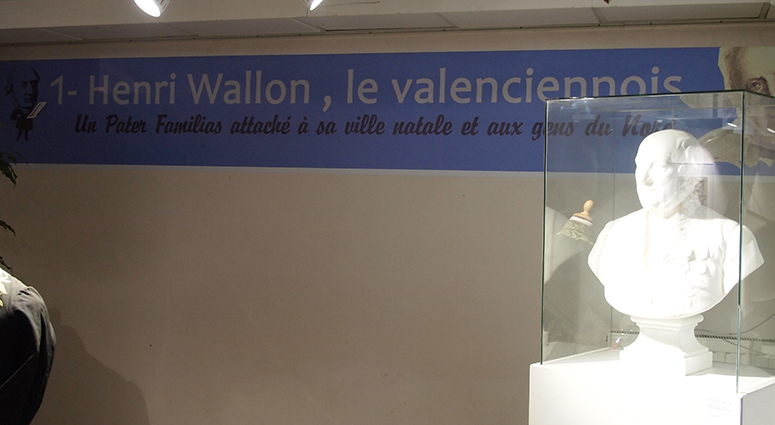 Valenciennes plus riche d'Henri Wallon !