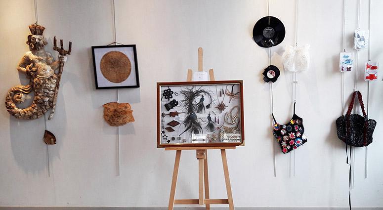 Recycl'Art par Pascale Lecoeuvre