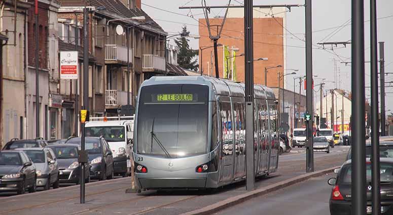 Et si le transport public se développait dans le Valenciennois, chiche !