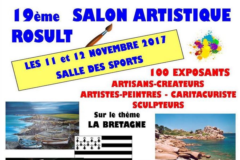 (Rosult) Des z' arts et des lignes, les 11 et 12 novembre.
