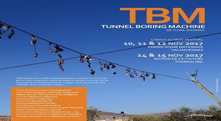 Next Festival : Tunnel Boring Machine au Phénix.