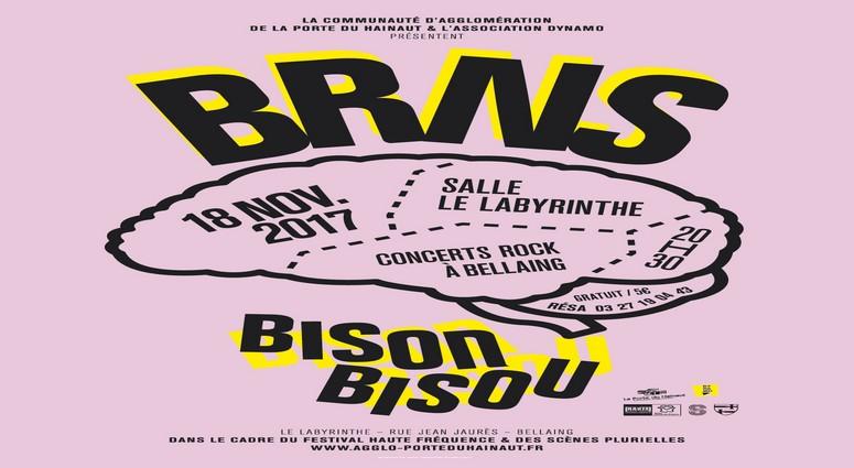 Bellaing.  Festival Haute Fréquence le  18 novembre au Labyrinthe.