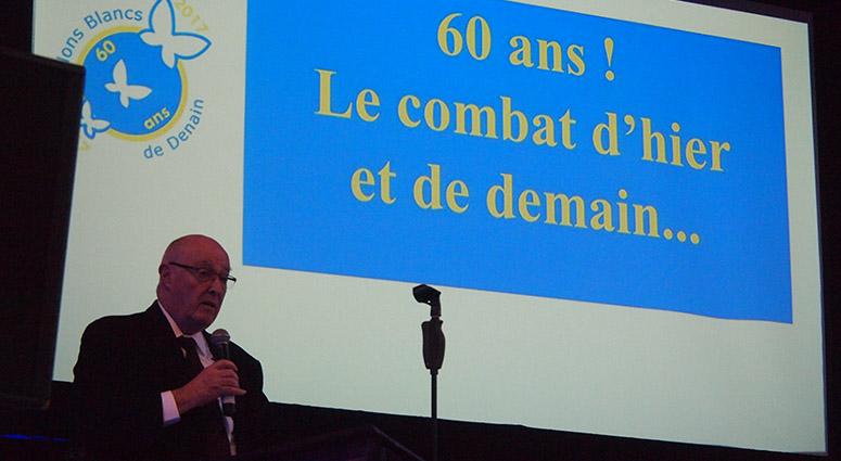 60 ans d'un combat sans fin pour l'APEI !