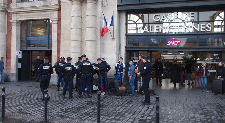 Surveillance maximale sur les arrêts Clemenceau et Gare SNCF à Valenciennes