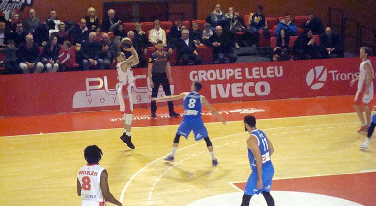 (Basket) Une dernière victoire pour Denain avant la trêve