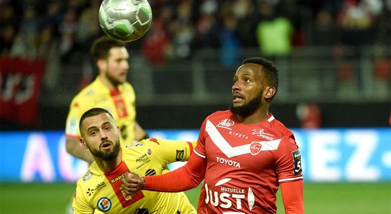 (VAFC) A cause d'un passage à vide, Valenciennes ne fait pas mieux qu'un nul