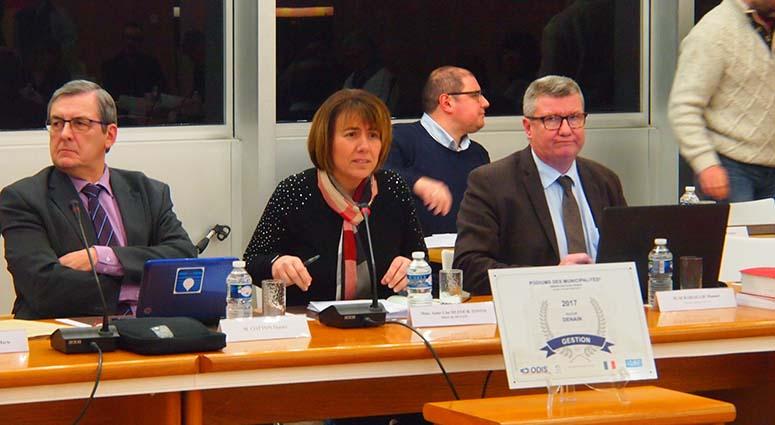 La CRC valide les comptes publics sur la commune de Denain.