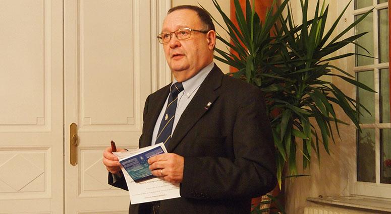 Bernard Coget «la défense, c'est l'affaire de tous les citoyens»
