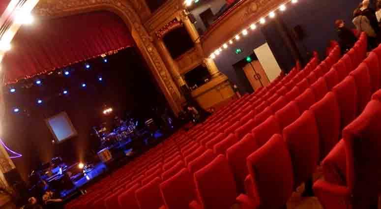 Le théâtre de Denain fait sa révolution bâtimentaire