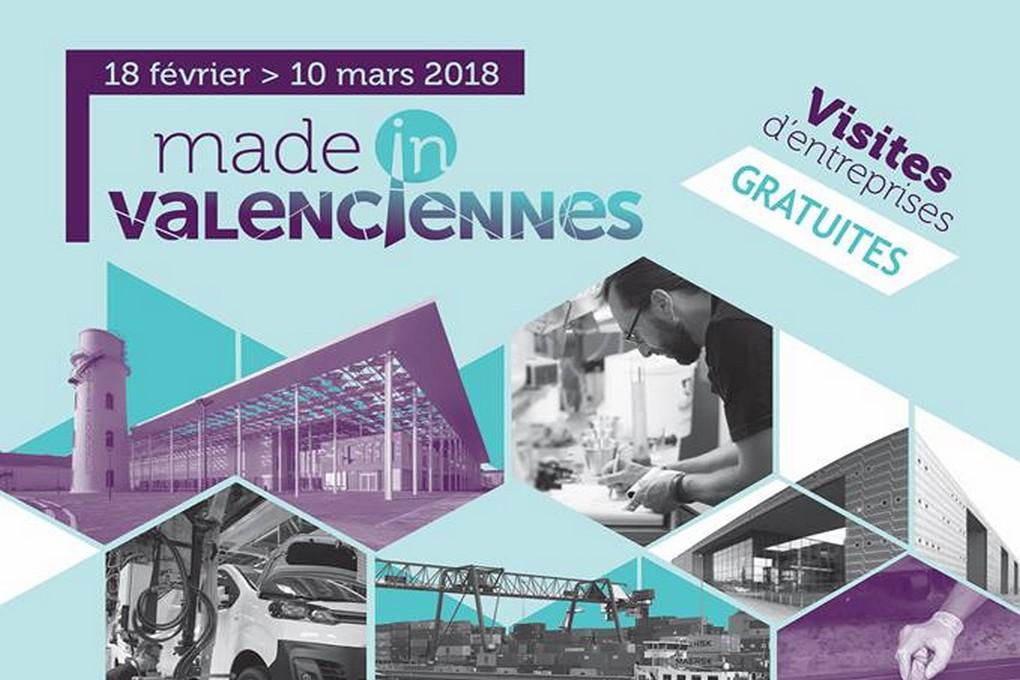«Made in Valenciennes», à la découverte des savoir-faire du territoire.
