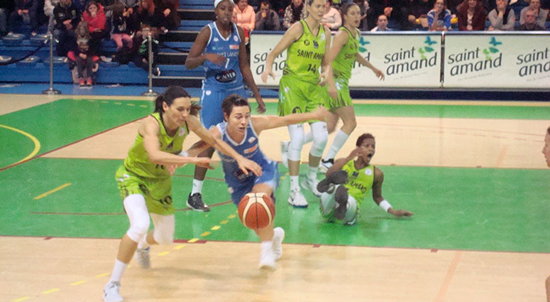 (Basket) Sans adresse, les Hennuyères ne pouvaient pas gagner