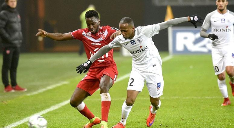(VAFC) Victoire de Châteauroux face à d'inoffensifs valenciennois