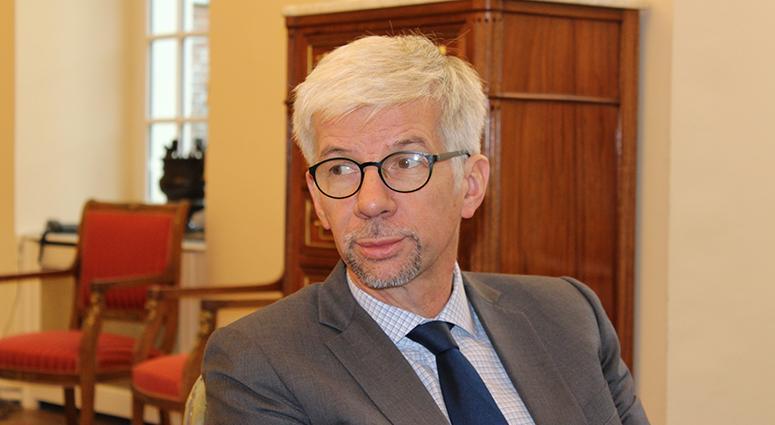 Thierry Devimeux «le Valenciennois a une véritable capacité de réaction»