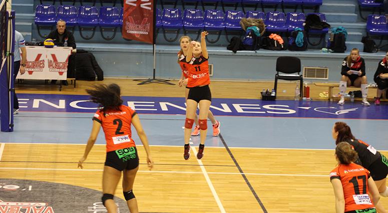 (Volley Club de Valenciennes) Deuxième faux pas consécutif en championnat