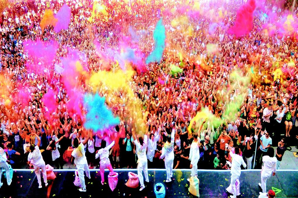 Edition spéciale Turbulentes. Le Boulon lance un appel à participants. «The Color of time» c'est ce jeudi 22 février.