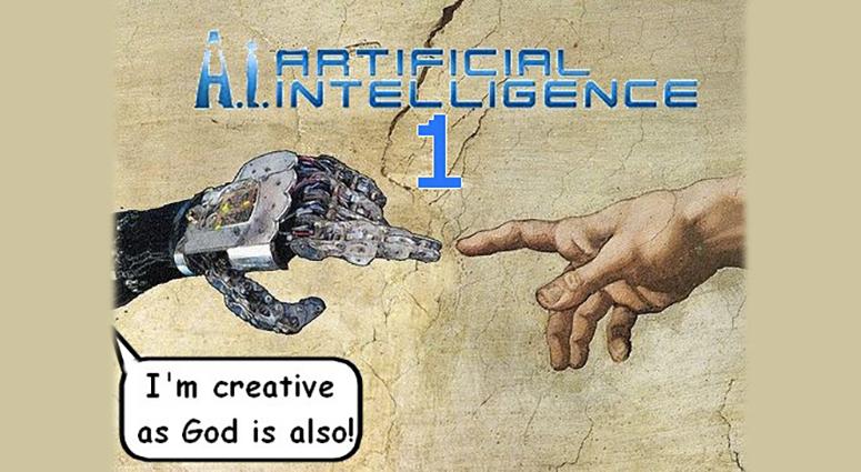 Pourquoi apprendre un métier réalisé par un robot ?
