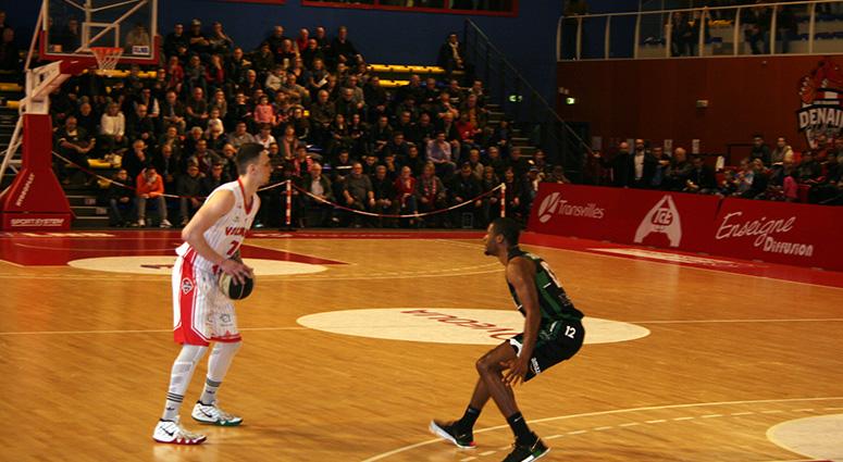 (Basket) Un blessé + une défaite = mauvaise soirée pour Denain
