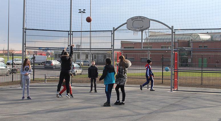 Le sport prend ses quartiers à Bruay-sur-l'Escaut