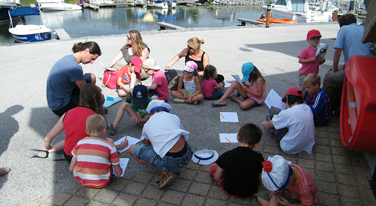 Le Port fluvial fête ses 10 ans