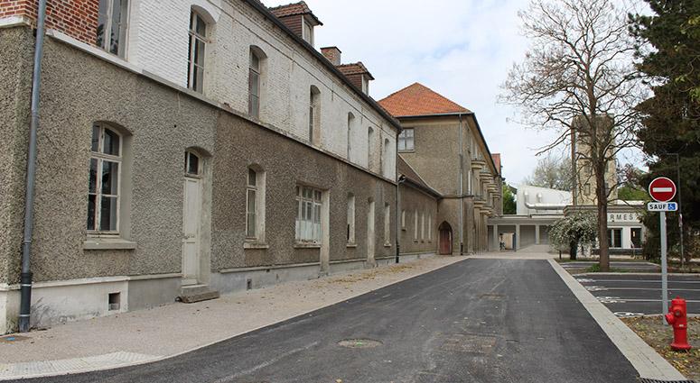St-Amand-les-Eaux, cité des thermes à long terme ?