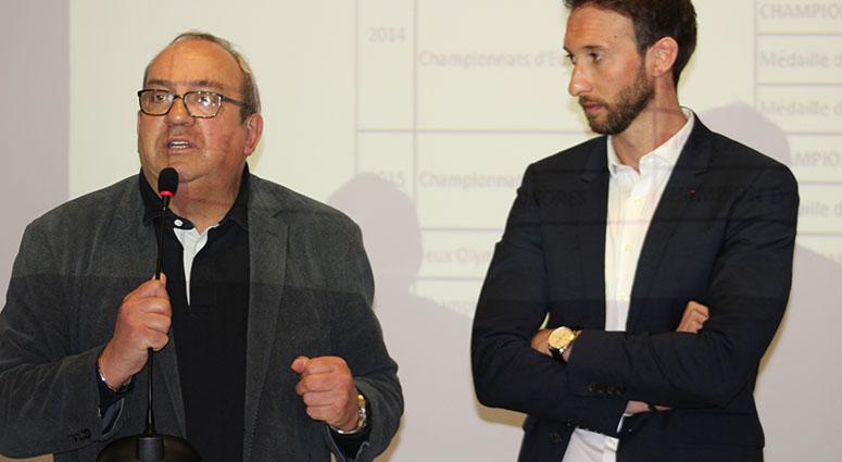 Fabien Gilot, le succès grâce au management sportif
