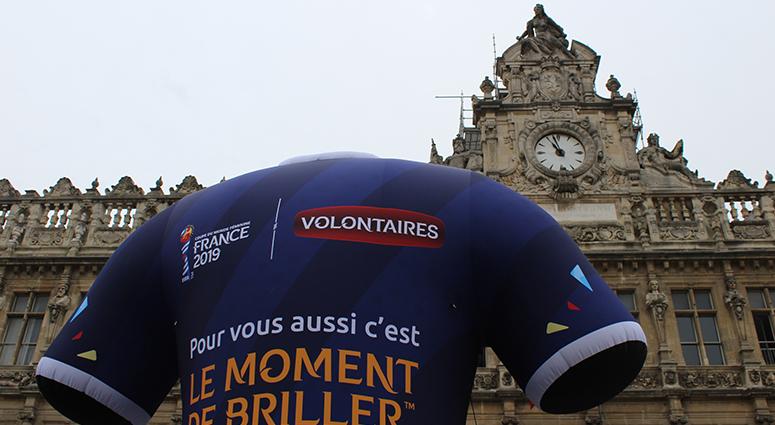 Recherche volontaires pour la Coupe du Monde féminine de football en 2019 à Valenciennes