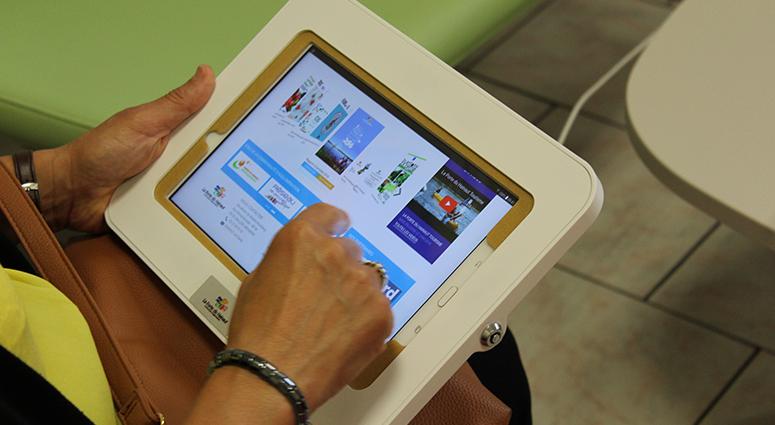 Des salons pour l'usage numérique