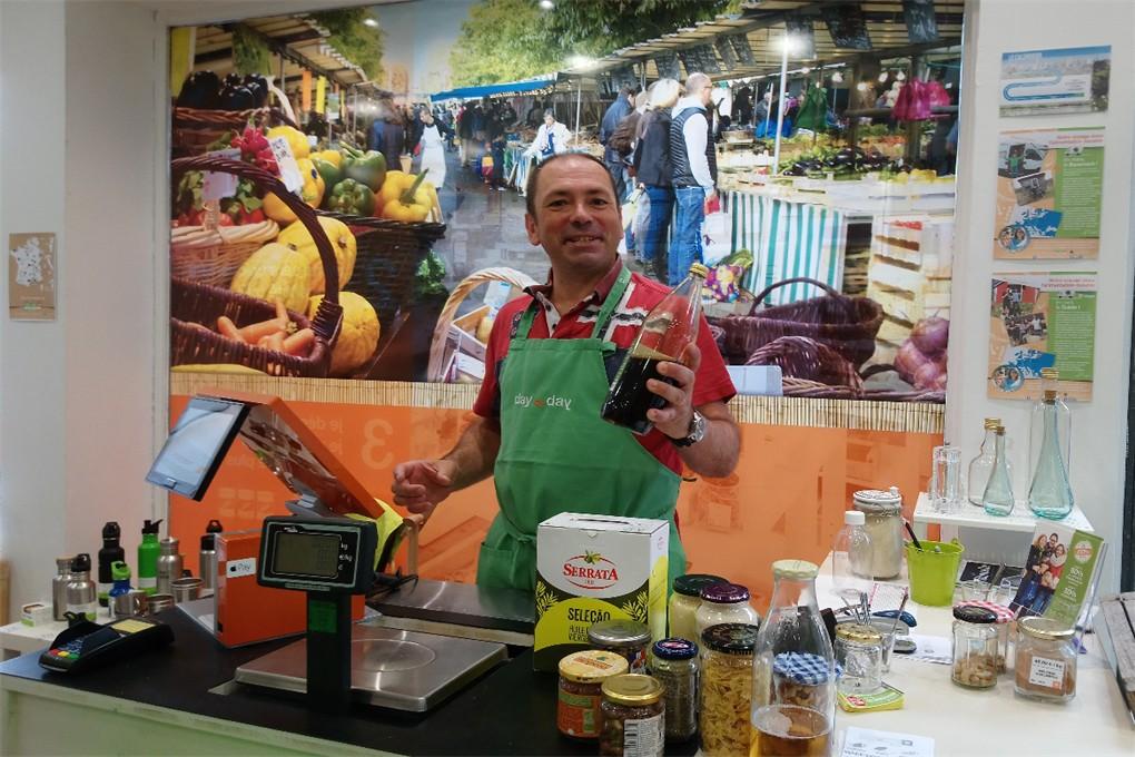 Un p'tit shopping avec François chez day by day.