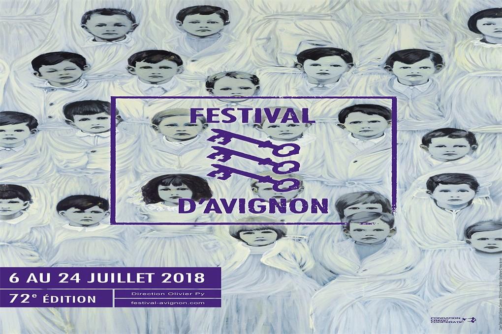 Le Phénix accompagne trois spectacles au festival d'Avignon.