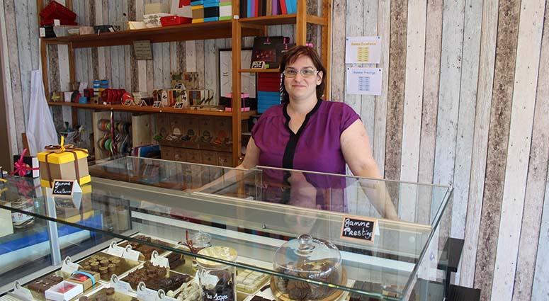 Clélia «Denain, un choix évident pour Choco'la'Thé avec un véritable potentiel»