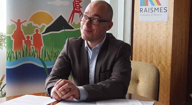 Aymeric Robin réagit suite à la décision du TA de Lille sur l'ouverture d'une école associative à Raismes.