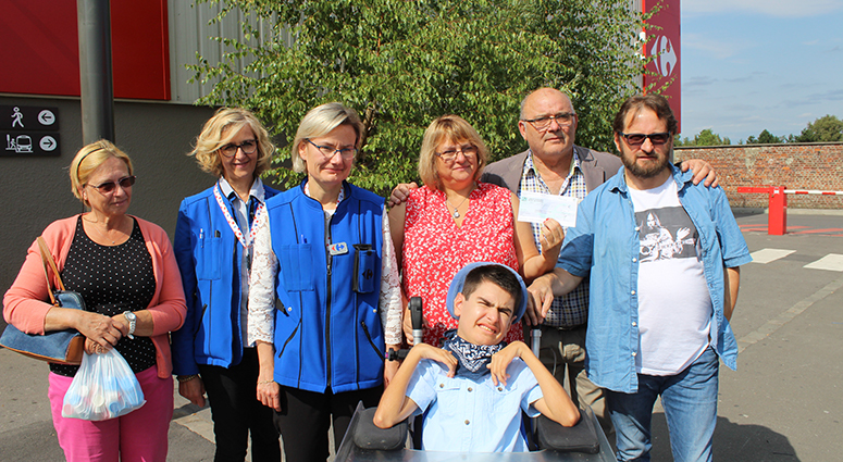 Initiative locale pour le handicap à Condé !