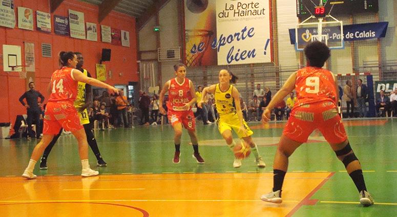 (Basket) Calais pris au piège dans les filets trithois