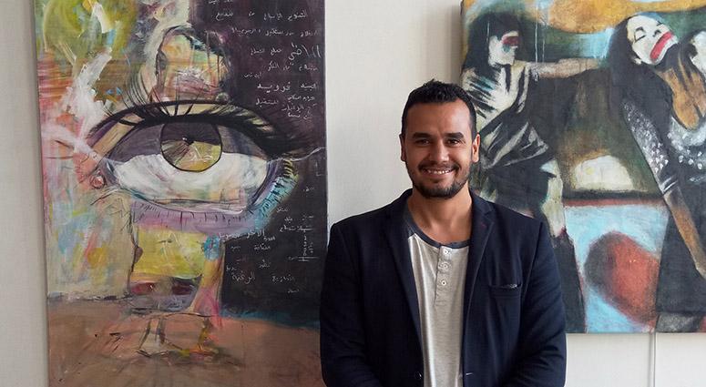 Peintures par Houssam HAFDI