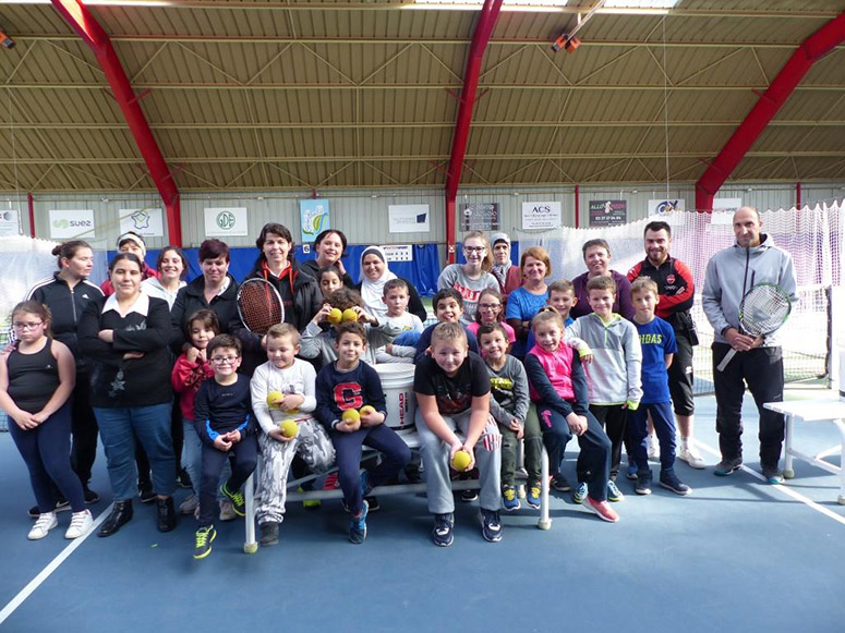 Le Tennis club de Saint-Saulve s'adapte