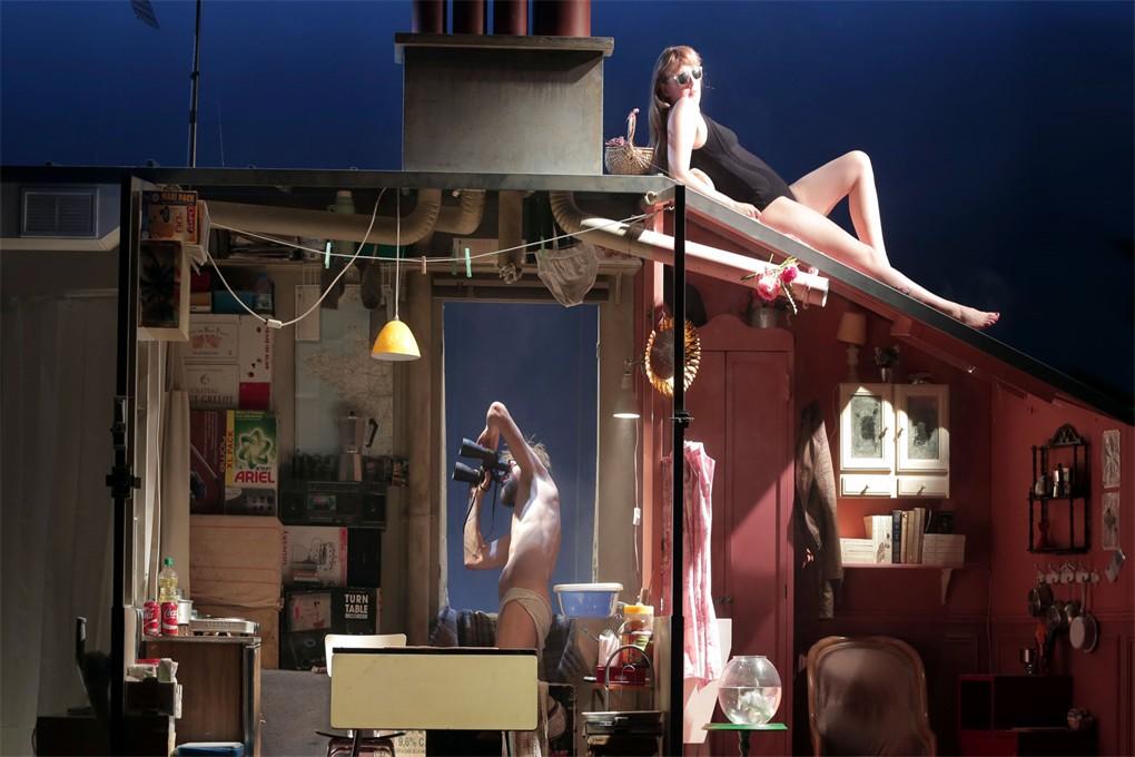 Zygomatiques en panne? Venez voir BIGRE, un mélo burlesque, au Phénix.
