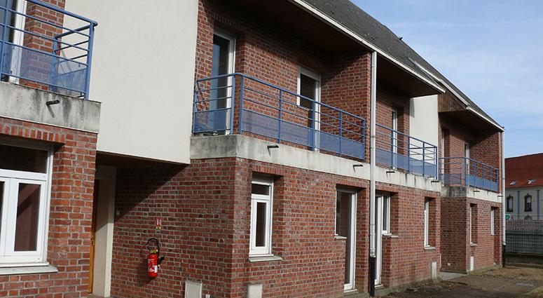 Accueil de 63 migrants à Condé-sur-l'Escaut durant 15 jours