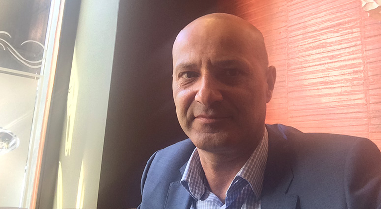 Salvatore Di Vita, candidat LR dans la 21ème