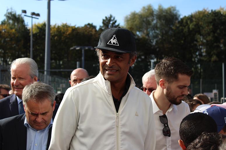 Le Tennis Club Yannick Noah est bien né à Denain