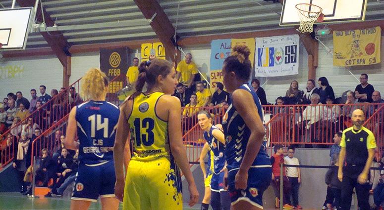 (Basket) Trith, impuissant face à Geispolsheim (49-65)