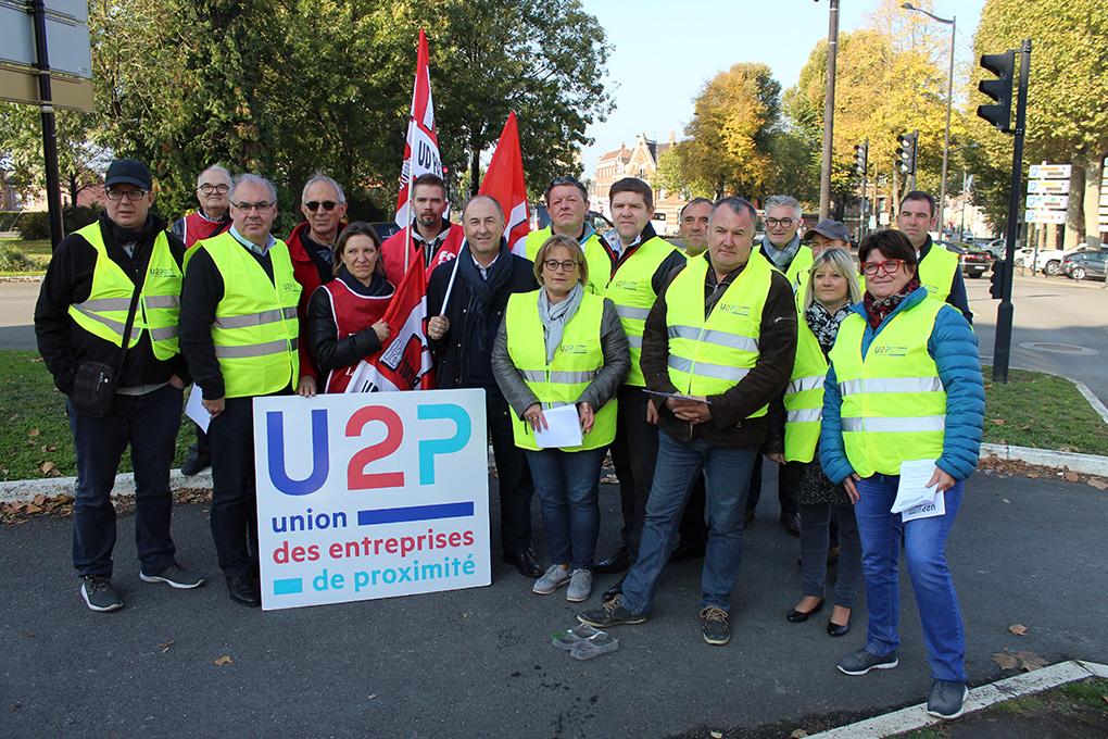 L'U2P favorable au dialogue avec le gouvernement