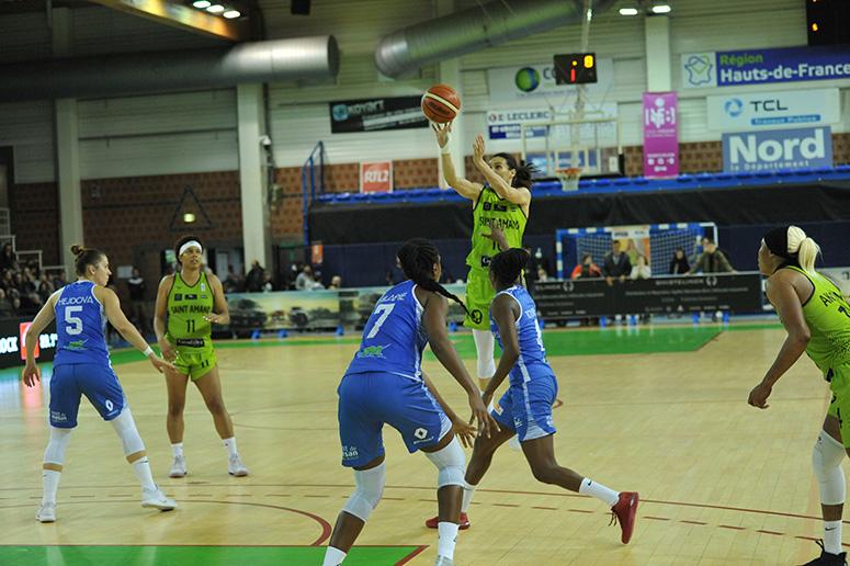 (Basket) Les Hennuyères s'offrent un beau cadeau de Noël en battant Basket Landes (72-71)