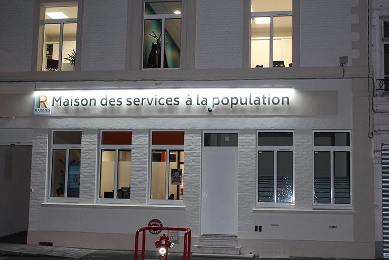 (Raismes) Maison des services à la population et coup de gueule !