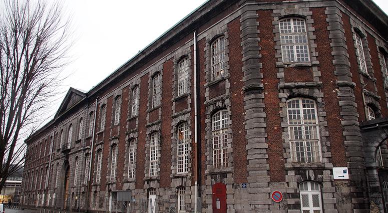 De l'Hôpital Général au Grand Hôtel du Hainaut à Valenciennes